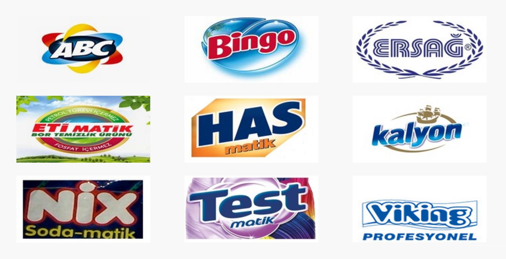 Yerli Deterjan Markaları Yerli Markalar Türk ürünleri